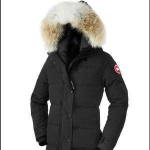 Canada Goose Shelburne Down Coat